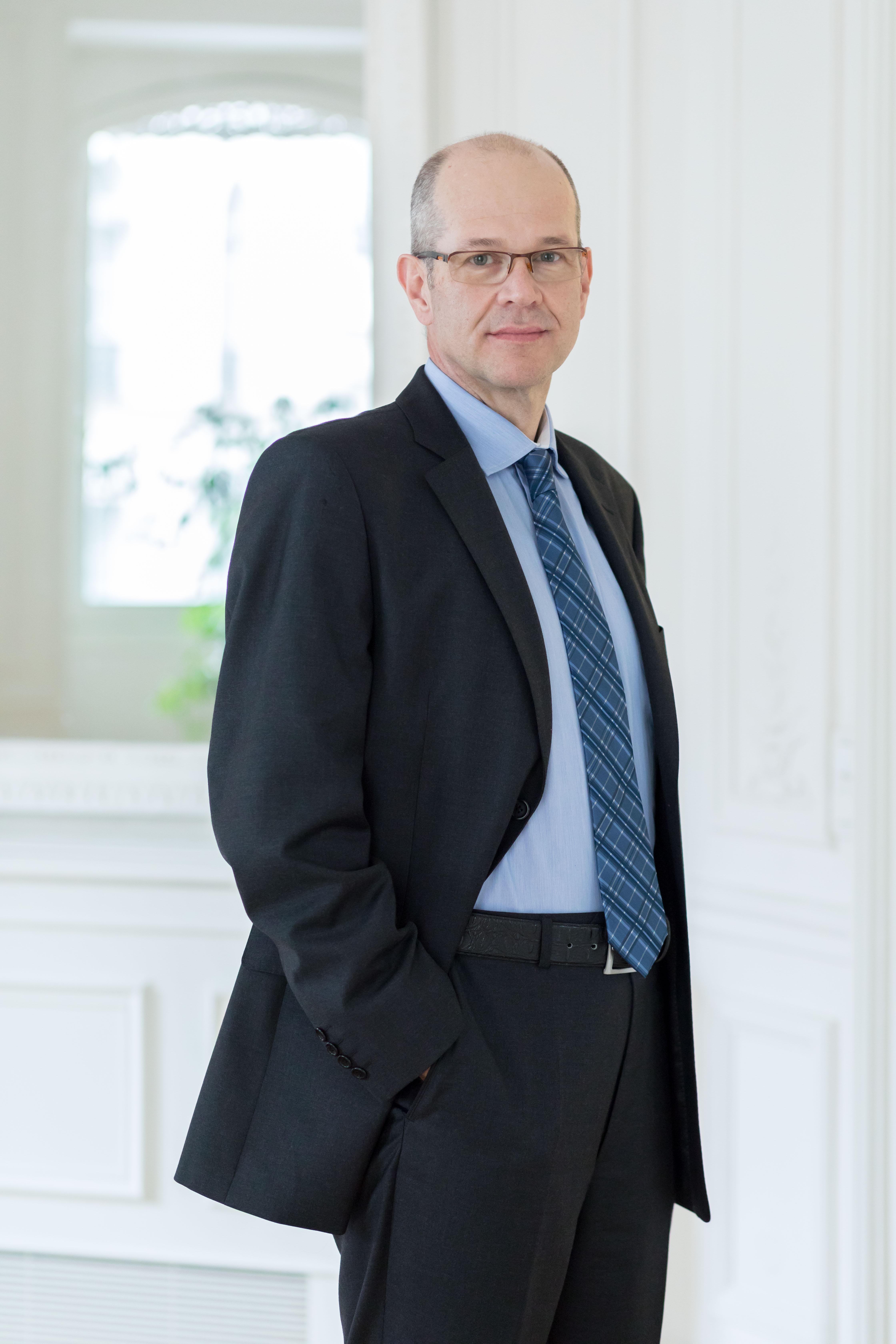 Andreas Stricker Associé Périclès Group Suisse