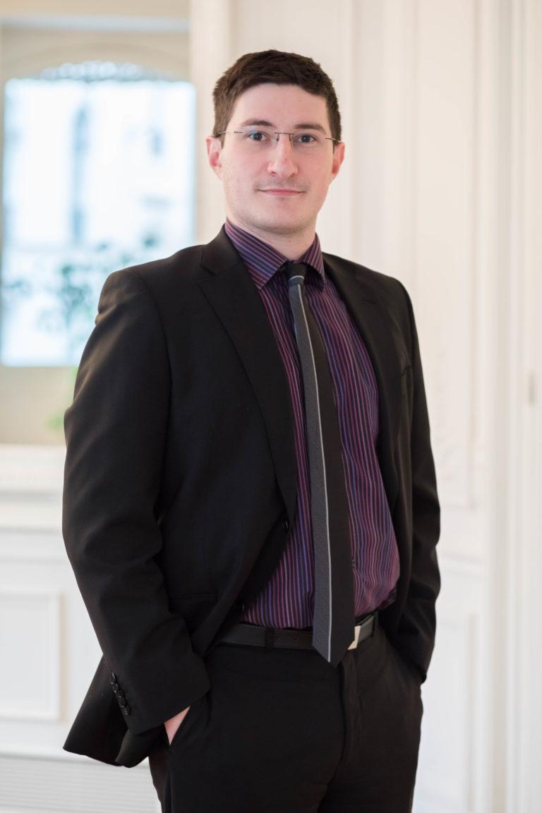 Jean-Baptiste Pleynet Actuaire Périclès Group Luxembourg