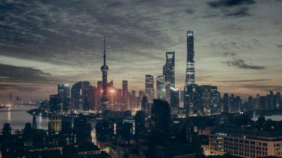 Quartier d'affaires chinois