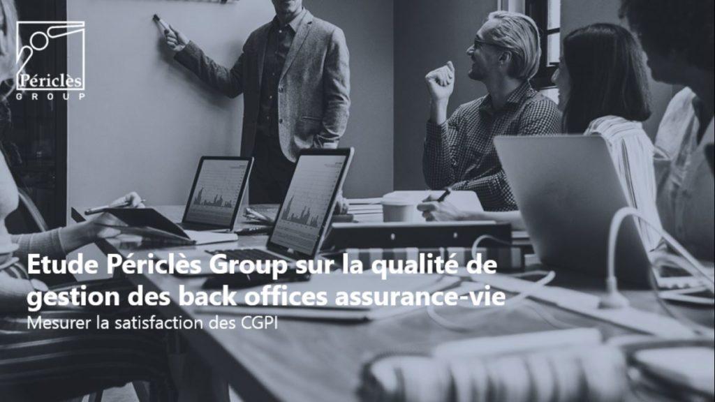 Présentation étude BO 2021 - Périclès Group
